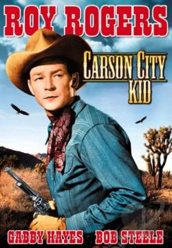 Carson City Kid DVD Cover Art
