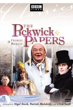 Pickwick Papers DVD Cover Art