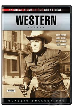 Value Pack - Western DVD Cover Art