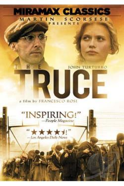 Truce DVD Cover Art