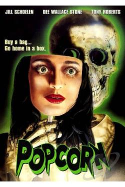 Popcorn DVD Cover Art