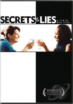 Secrets & Lies DVD Cover Art