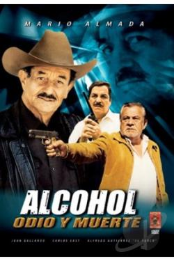 Alcohol, Odio Y Muerte DVD Cover Art