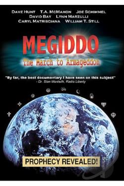 Meggido - The March to Armageddon DVD Cover Art