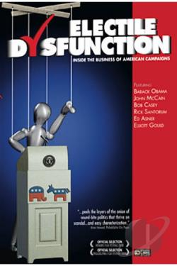 Electile Dysfunction DVD Cover Art