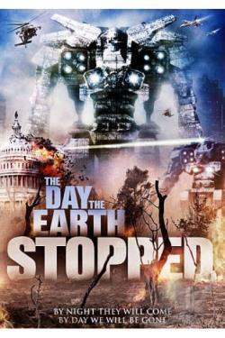Day the Earth Stopped DVD Cover Art
