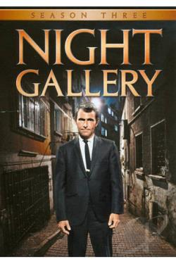 Night Gallery: Season Three DVD Cover Art