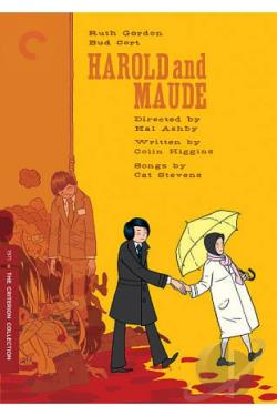 Harold and Maude DVD Cover Art