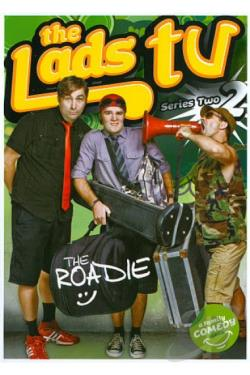 Lads TV 2: The Roadie DVD Cover Art