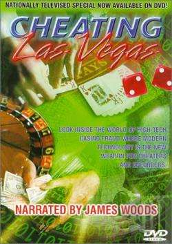 Cheating Las Vegas DVD Cover Art