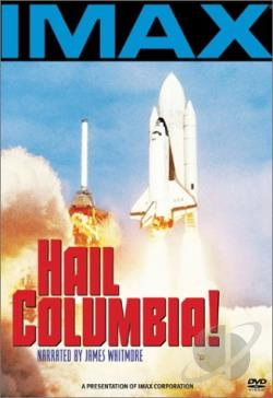 IMAX - Hail Columbia! DVD Cover Art