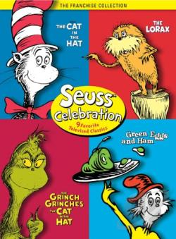 Seuss Celebration DVD Cover Art