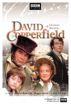 David Copperfield DVD Cover Art