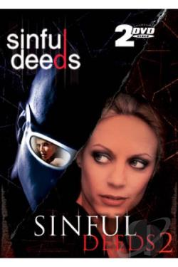 Sinful Deeds/Sinful Deeds 2 DVD Cover Art