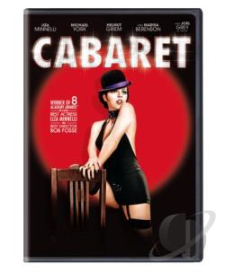 Cabaret DVD Cover Art
