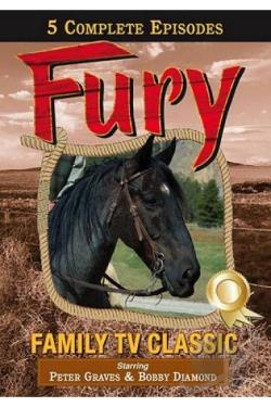 Fury, Vols. 1 & 2 DVD Cover Art