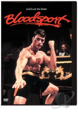 Bloodsport DVD Cover Art