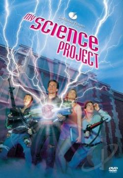 My Science Project DVD Cover Art