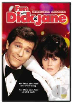 Fun with Dick and Jane DVD Cover Art