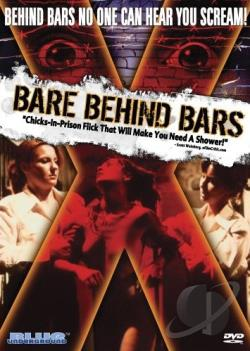 Bare Behind Bars DVD Cover Art