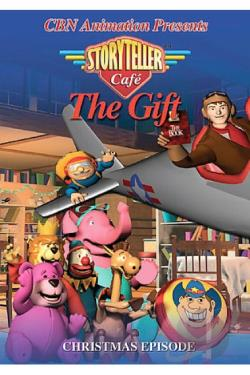 Storyteller Cafe - The Gift DVD Cover Art