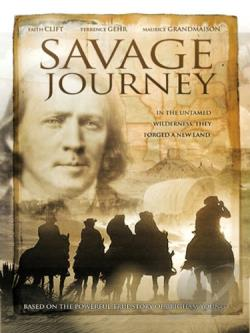 Savage Journey DVD Cover Art