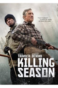 Killing Season DVD Cover Art