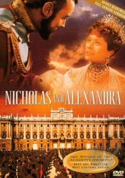 Nicholas and Alexandra DVD Cover Art