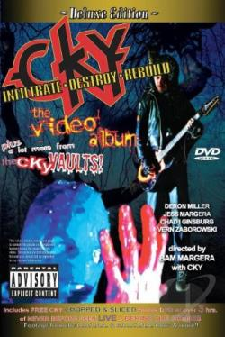 CKY - Infiltrate, Destroy, Rebuild DVD Cover Art