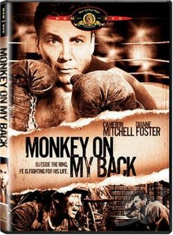 Monkey on my Back DVD Cover Art
