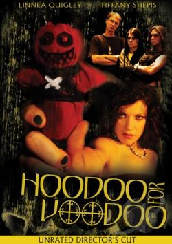 Hoodoo for Voodoo DVD Cover Art
