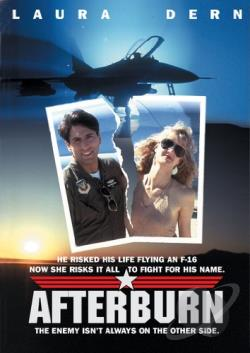 Afterburn DVD Cover Art