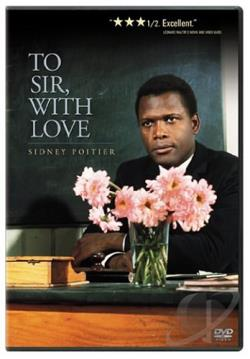 To Sir, With Love DVD Cover Art