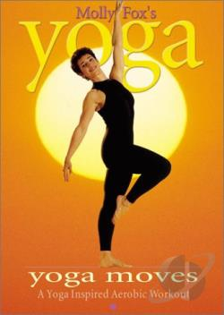 Molly Fox's Yoga - Yoga Moves DVD Cover Art