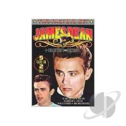 James Dean Collector's Edition DVD Cover Art