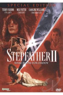 Stepfather 2 - Make Room for Daddy DVD Cover Art