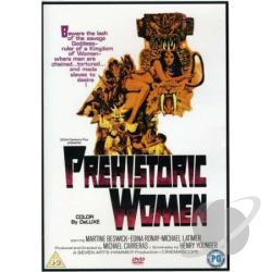 Prehistoric Women DVD Cover Art
