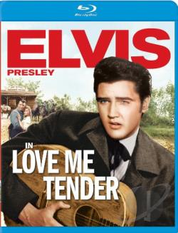 Love Me Tender BRAY Cover Art