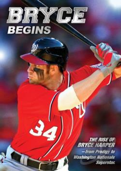 Bryce Begins DVD Cover Art
