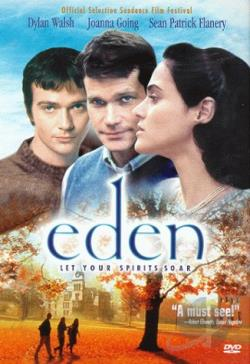 Eden DVD Cover Art