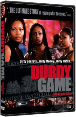 Durdy Game DVD Cover Art
