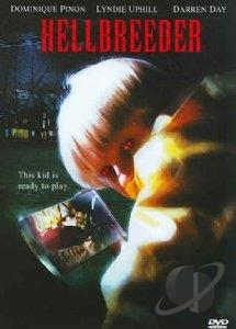 Hellbreeder DVD Cover Art