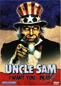 Uncle Sam DVD Cover Art