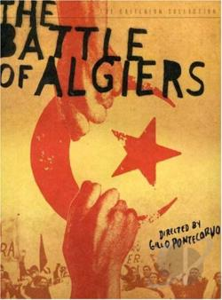 Battle of Algiers DVD Cover Art