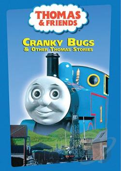 Thomas the Tank Engine - Cranky Bugs & Other Thomas Stories DVD Cover Art