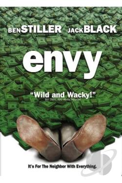 Envy DVD Cover Art