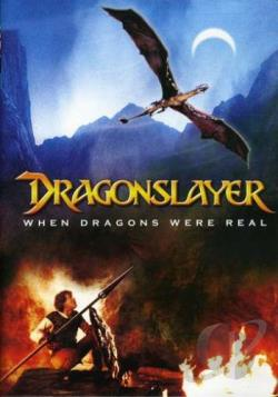 Dragonslayer DVD Cover Art