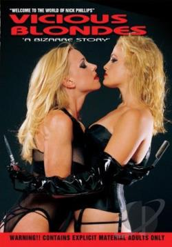 Vicious Blondes DVD Cover Art