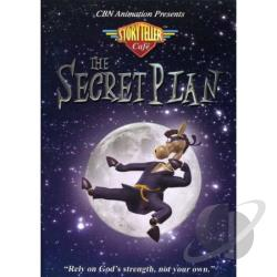 Storyteller Cafe-The Secret Plan DVD Cover Art