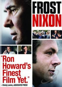 Frost/Nixon DVD Cover Art